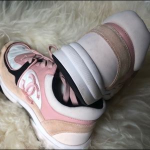 CC sneakers